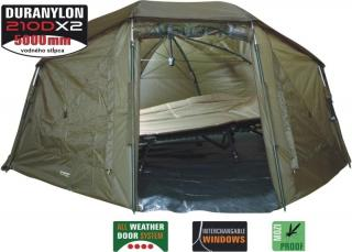 Bivak Phantom Brolly System