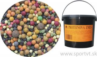 Boilies proteinove MIX