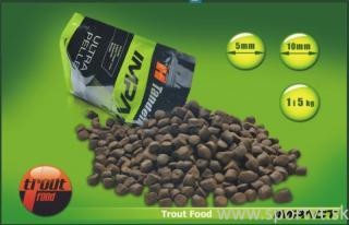 Pelety Trout Food