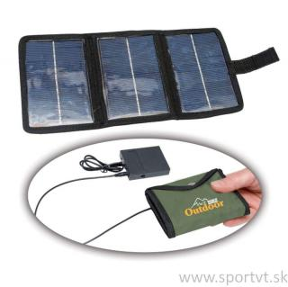 Solarny panel outdoor 1,8W6V